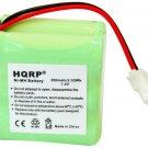 HQRP Battery for Dt-Systems Redhead RH RH2 1200 1220V 1250B Collar Transmitter