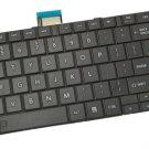 HQRP Laptop Keyboard for Toshiba Satellite C850 C850D C855 C855D C870 C870D