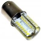 HQRP 110V LED Warm White Light Bulb for Singer 201-9044 Series Sewing Machine