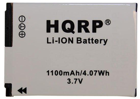 HQRP Battery for JVC BN-VH105 BN-VH105US GC-XA1 GC-XA2 GC-XA1BUS ADIXXION