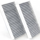 HQRP Carbon Air Cabin Filter for Honda Civic 2001 2002 2003 2004 2005