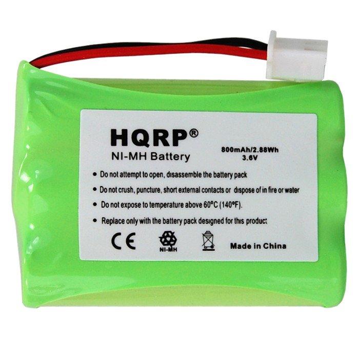 2-Pack HQRP Battery for Tri-Tronics Pro 100 200 500 XL XLS G2