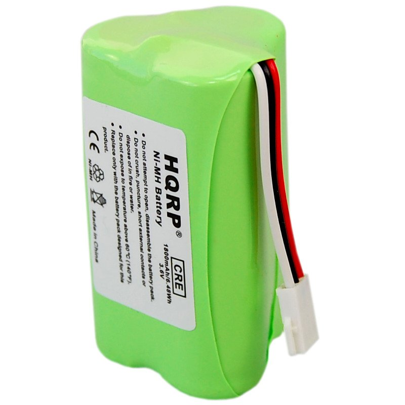 HQRP Rechargeable Battery for Logitech Z515 S-00096 A-00026