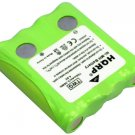 2-Pack HQRP Battery for Cobra FRS115 FRS130 FRS132 FRS220 FRS235 FRS250 FRS300