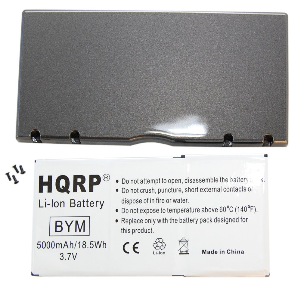 HQRP 5000mAh Battery+Cover for Nintendo 3DS CTRSKAAA CTR-001 CTR-003 C/CTR-A-AB