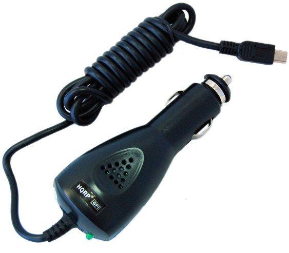 HQRP Car Charger / 12V DC Adapter for GoPro HERO4 HERO 4 CHDHX-401 CHDHY-401