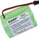 HQRP Battery for Uniden Bearcat BC120XLT UBC120XLT UBC180XLT BC235XLT UBC235XLT