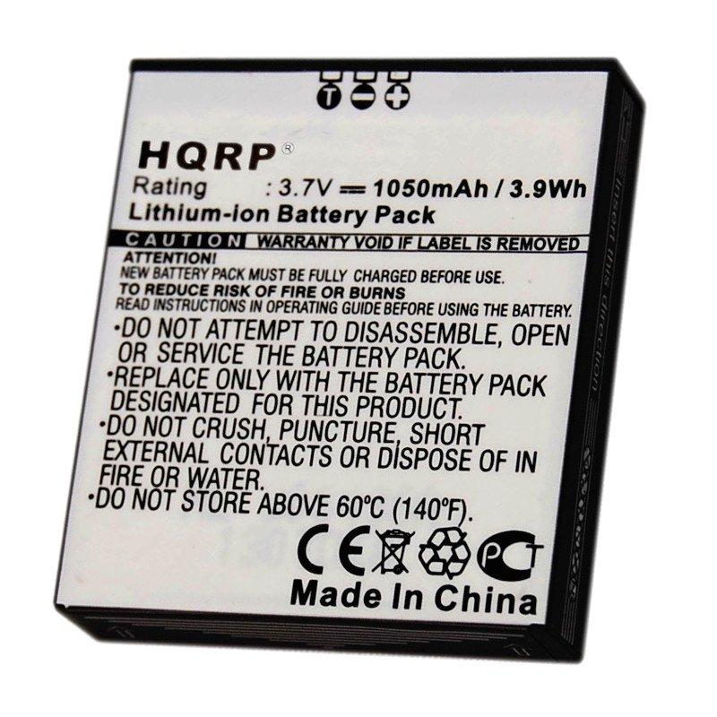 HQRP Battery for GolfBuddy LP-A10-06 GB2-BATT-PLU LP-A05-02 L1-A1-01 LP-A08-05