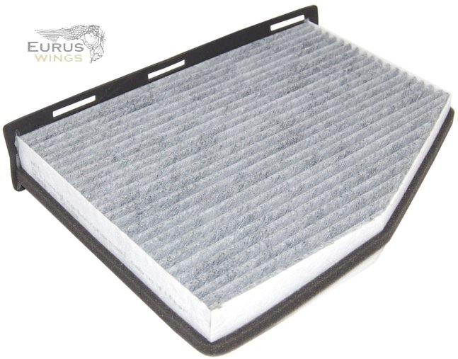 HQRP Air Cabin Filter for Volkswagen VW Passat 2006 2007 2008 2009 2010 2011