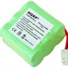 HQRP Battery for Dt-Systems CDT 1000 PLUS / 2000 PLUS Dog Collar Transmitter