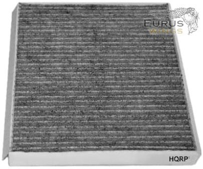 HQRP Cabin Air Filter for Hyundai Genesis Coupe 2010 2011 2012, Accent 2012