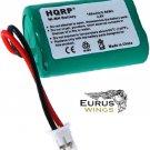 HQRP Battery for SportDOG FieldTrainer 400 SD-400 SD400 Collar Receiver