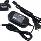 HQRP AC Adapter+DC Coupler for Canon PowerShot SX30 G10 G11 G12 ACK-DC50 DR-50