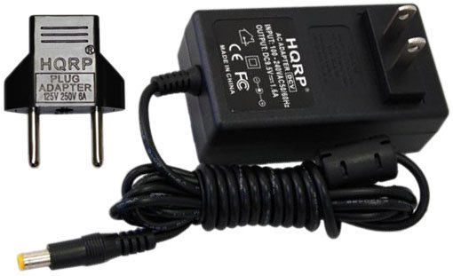 HQRP AC Adapter Power Supply for Brother P-Touch PT-2310 PT-2400 PT-2410