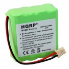 HQRP Battery for Dogtra BP2T 1802NC 1803NC 1804NC 2000NC 2002 T&B Transmitter