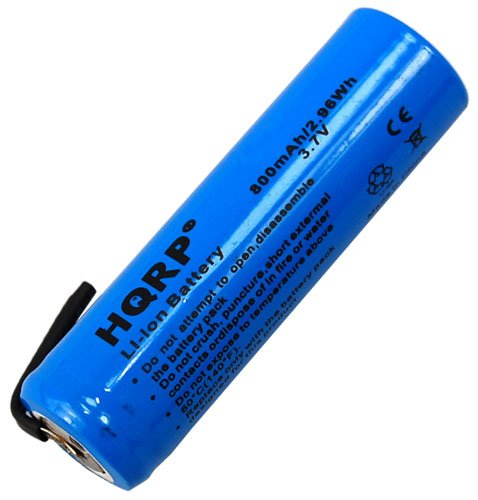 HQRP Battery for Philips Norelco 1050CC 1050X 1059X 1060X 1090X 1150X