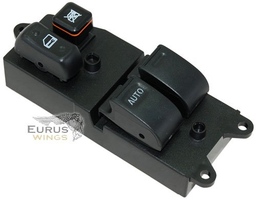 HQRP Master Power Control Window Switch for Toyota Tundra 2000-2006