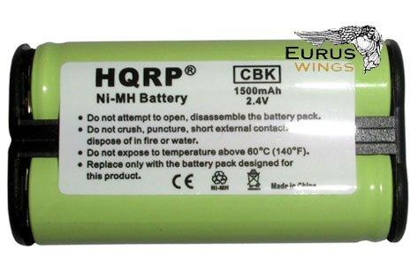 HQRP Phone Battery for VTech 5820 VT5820 / 5831 VT5831