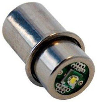 HQRP 200LM LED Upgrade Bulb for Maglite Cell Flashlight 2 3 C D LWSA201 LMSA201