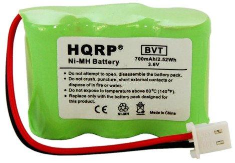 HQRP Battery for Eton / Grundig FR360-BAT, FR360, Axis Radio