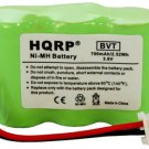 HQRP Battery for Eton / Grundig FR360-BAT, FR360, Axis Radio