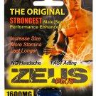 Zeus 1600mg Strongest Male Sexual Performance Enhancement Pill