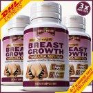 Capsules Pills Bigger Breasts Bust Enlargement