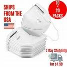 10 Pack KN95 MEDICAL Face Mask Cover Protection Respirator Masks K-N95 5-Layer   HYT