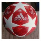 ADIDAS UEFA CHAMPIONS LEAGUE 2018-19 Official Red Soccer Match Ball Size 5