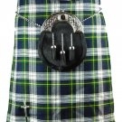 Scottish Dress Gordon 8 Yard Kilt For Men 26 Waist Size Traditional Tartan Kilt Skirt