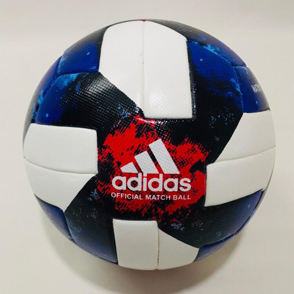 Adidas MLS NFHS 2019 NATIVO White/Blue OFFICIAL SOCCER (Replica) GAME BALL