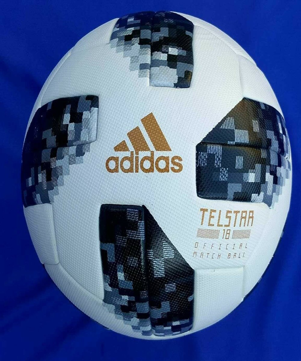 New Adidas Telstar 18 FIFA World Cup 2018 Russia Official Match Soccer Balls Size 5