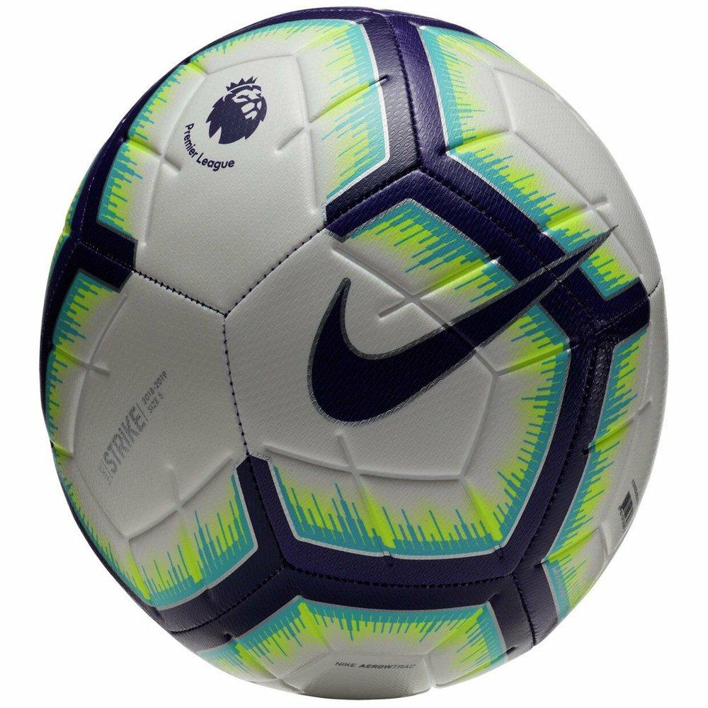Brand New Nike 2019 Premier League Strike Soccer Ball Size 5