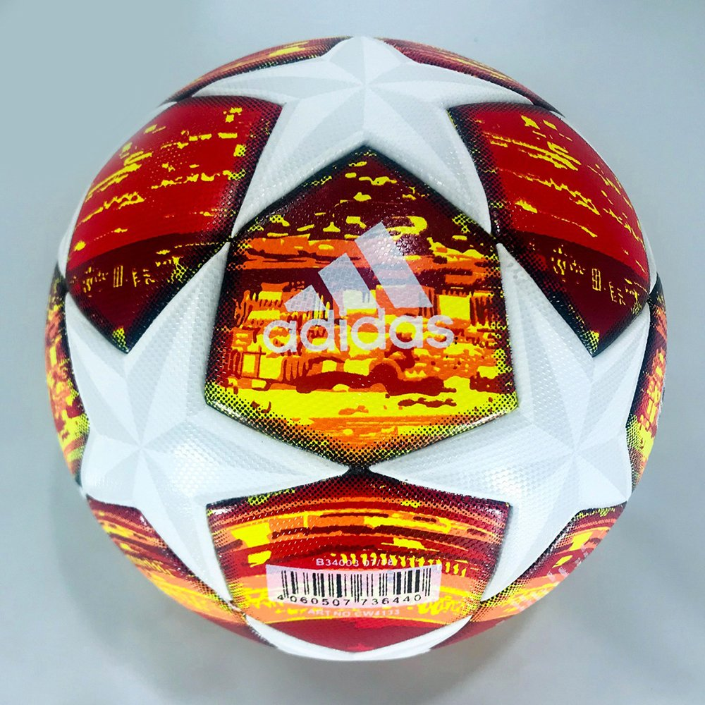 Adidas Finale Madrid Official UEFA Champions League Match Ball - Size 5