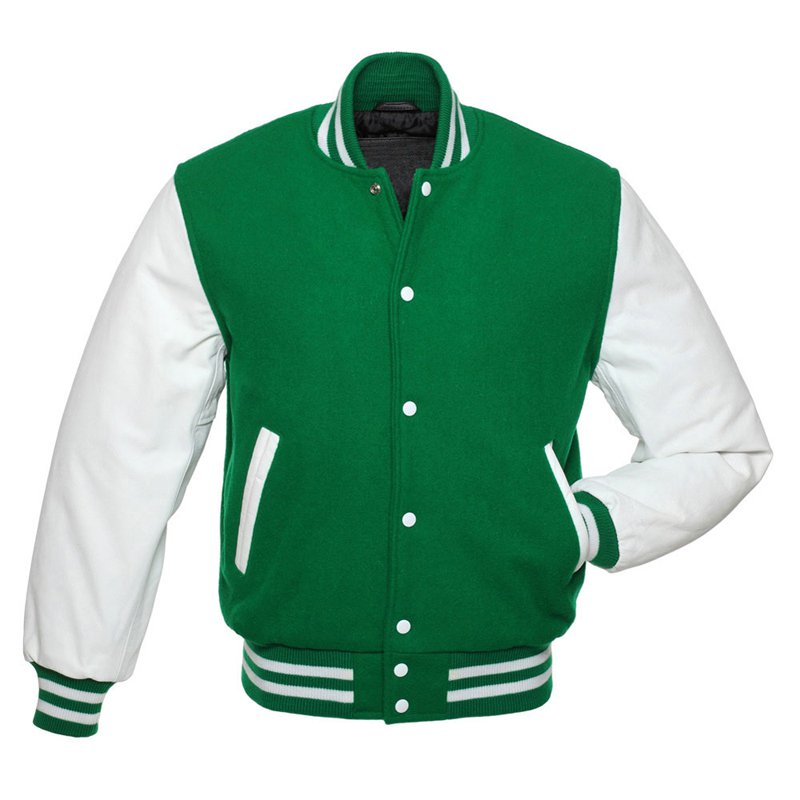 Custom Personalized Varsity Baseball College Letterman Jacket Unisex Men/Women