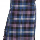 Traditional Heritage Of Scotland Tartan 5 Yard 13oz. Scottish Kilt 34 Waist Size Dress Tartan Skirt