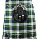Scottish Dress Gordon 8 Yard Kilt For Men 58 Waist Size Traditional Tartan Kilt Skirt