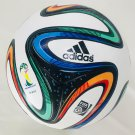 ADIDAS BRAZUCA FIFA WORLD CUP 2014 BRAZIL OFFICIAL REPLICA MATCH BALL SIZE 5