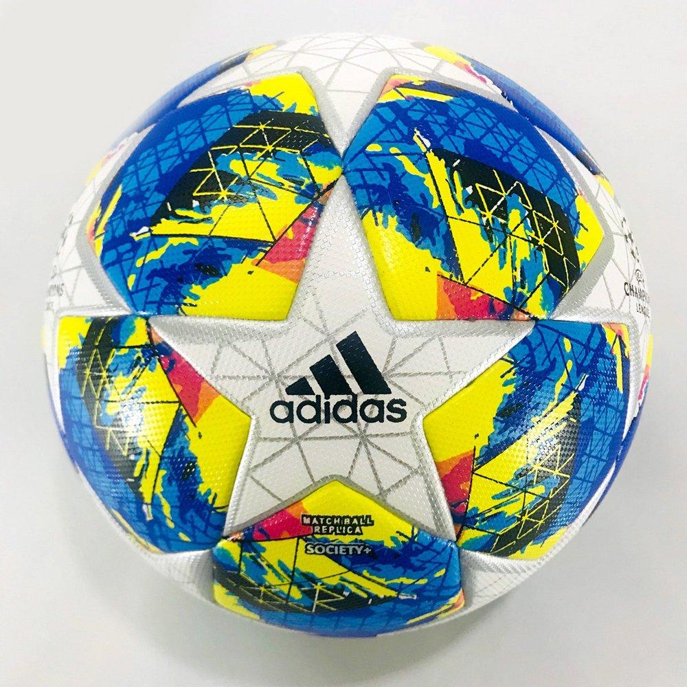 Adidas UEFA Champions League Finale Top Training J290 Soccer Ball White