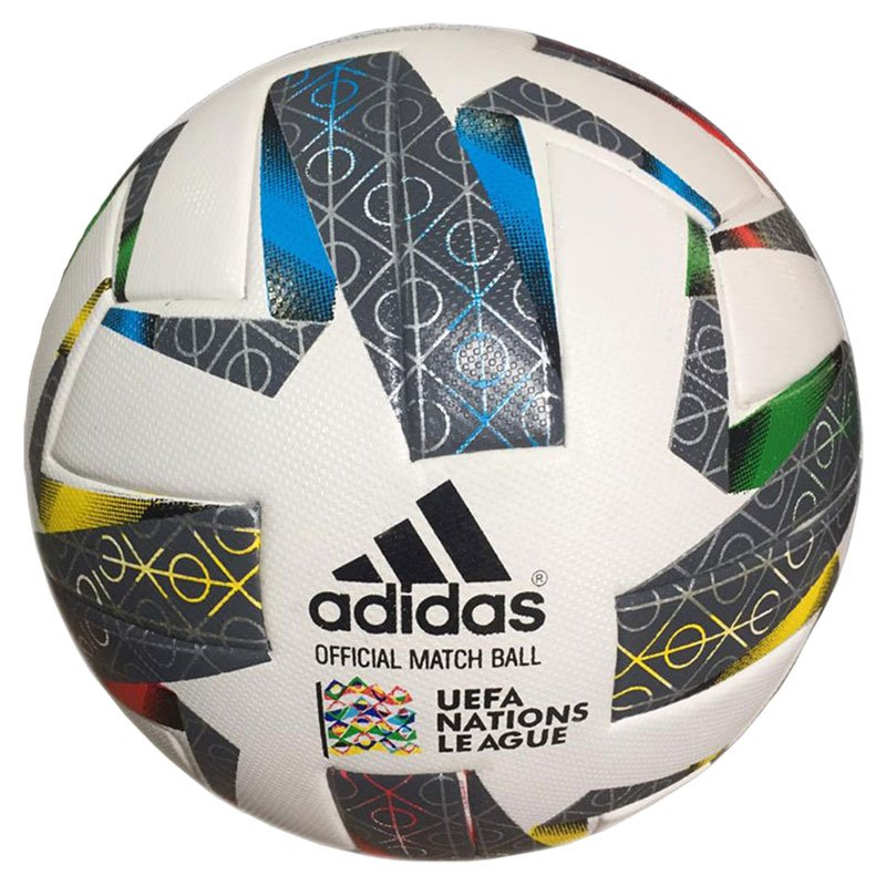 New UEFA Nations League 2020 Soccer Match Ball Size 5. Fast Shipping