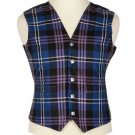 Scottish Pride Of Scotland Vest / Irish Formal Tartan Waistcoats - 4 Plaids