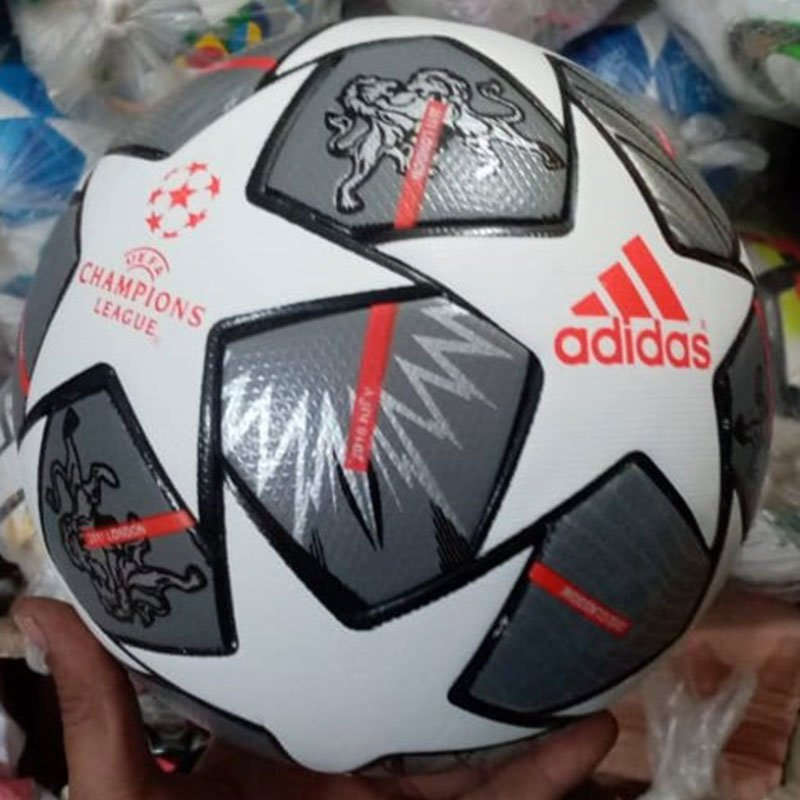 Adidas Finale 21 League Soccer Ball FIFA Black Size 5