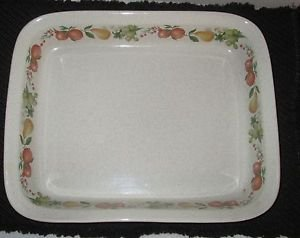 WEDGWOOD QUINCE RECTANGLE BAKING DISH
