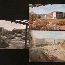 3 BIELEFELD, GERMANY POSTCARDS ERA 1950/60 UNUSED