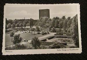 OBERHAUSEN, GERMANY POSTCARDS ERA 1950/60 UNUSED