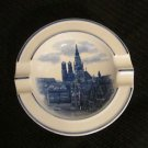 WAECHTERSBACH  GERMANY KOLBALT BLUE  ASHTRAY