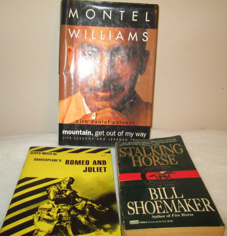 STALKING HORSE-SHOEMAKER, MONTEL WILLIAMS WILLIAMS, ROMEO JULIET HILLEGASS