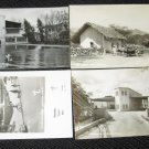 4 RENOSA, MEXICO  POSTCARDS   ERA 1950/60 UNUSED