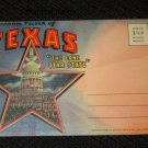 18  THE LONE STAR STATE, TEXAS POSTCARDS ERA 1950/60 UNUSED