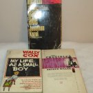 MY LIFE AS A SMALL BOY- COX, DEATH AT AN EARLY AGE - KOZOL,THE CRUCIBLE - MILLER